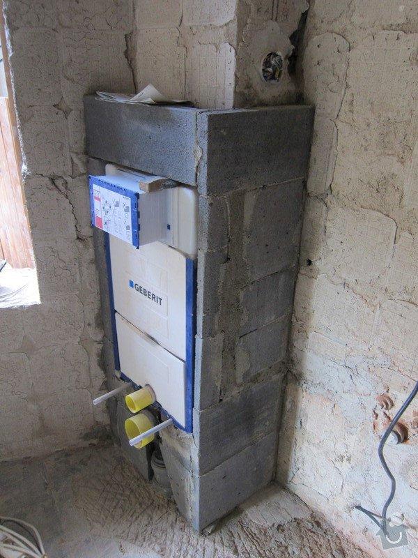 Obložení koupelny : IMG_0155