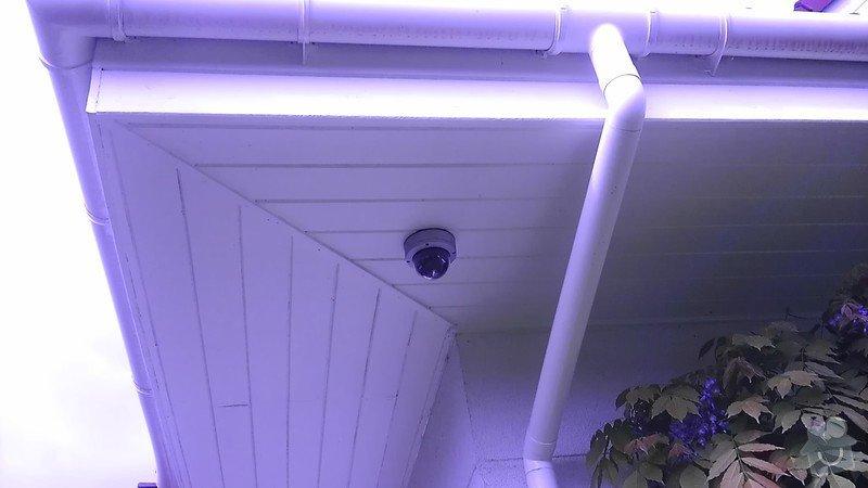 Zahradní LED osvětlení, kamerový systém: IMAG2660
