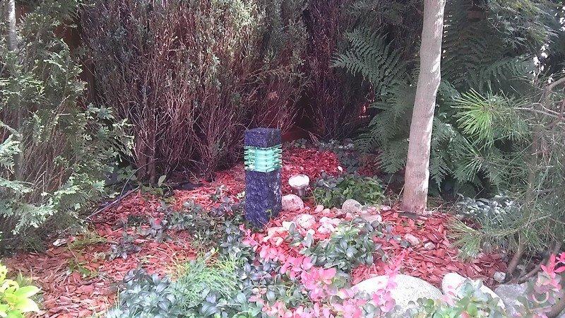 Zahradní LED osvětlení, kamerový systém: IMAG2657