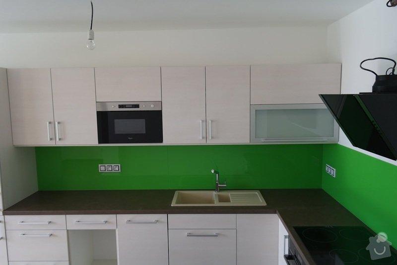 Sklo za kuchyňskou linku: SAM_5414