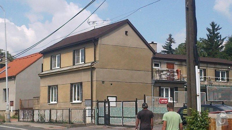 Zhotovení střechy: 2013-08-22-346