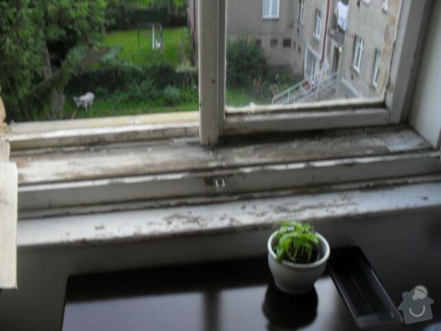 Oprava a nátěr oken: SDC12535