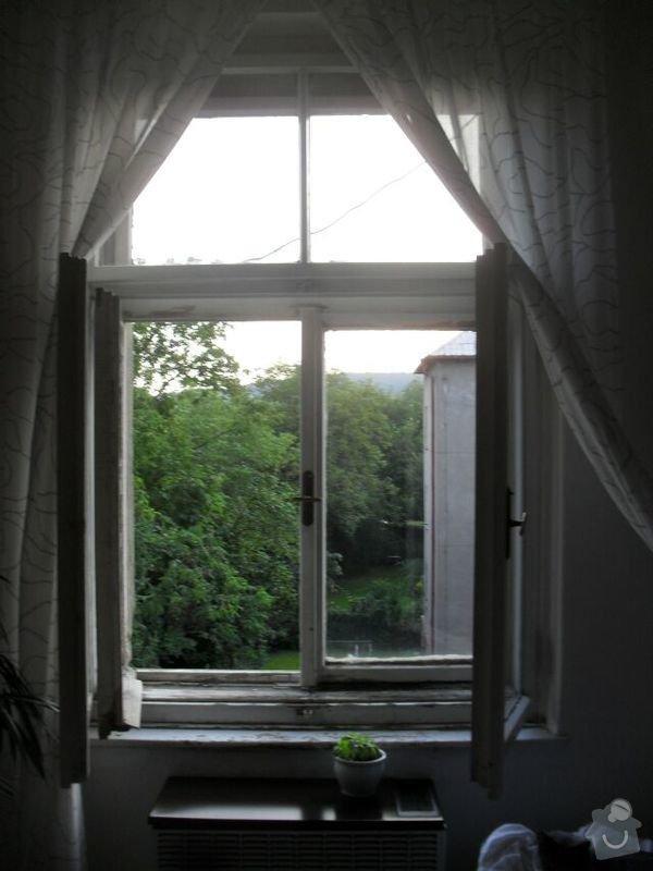 Oprava a nátěr oken: SDC12536