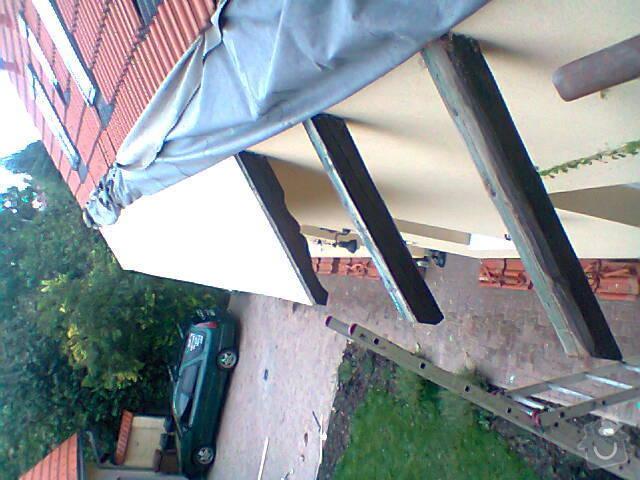 Podbití střechy RD: Fotografie0808
