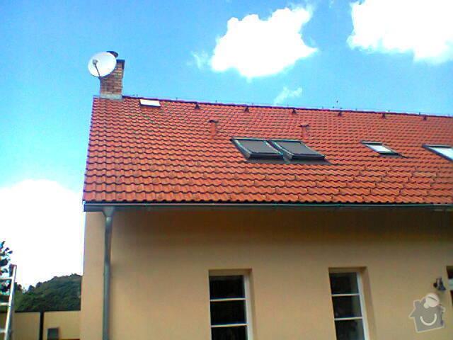 Podbití střechy RD: Fotografie0824