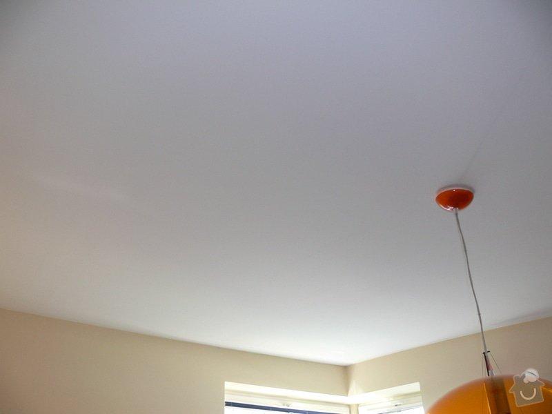Dekorace stropu noční oblohou: P1220636