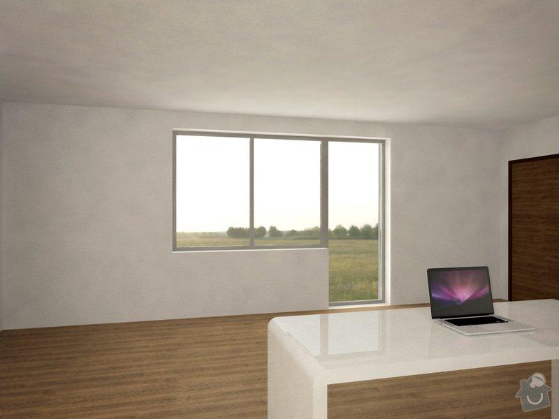 Výroba stolu na zakázku: render_02