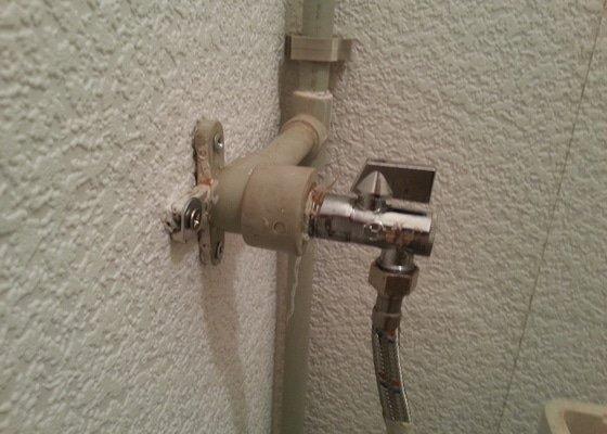 Vymena kohoutku, splachovaciho a napousteciho systemu u WC