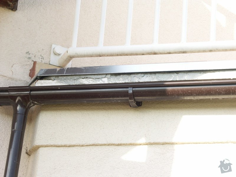 Oprava izolace balkónu a pokládka dlažby: 1209230247