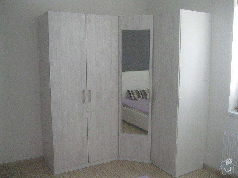 Výroba šatní skříně: 065