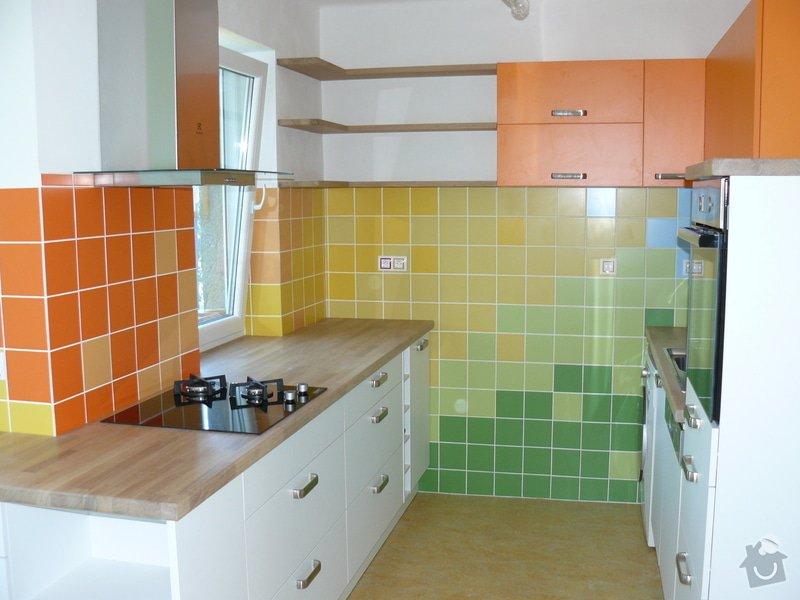 Výroba kuchyňské linky na míru: P1060091
