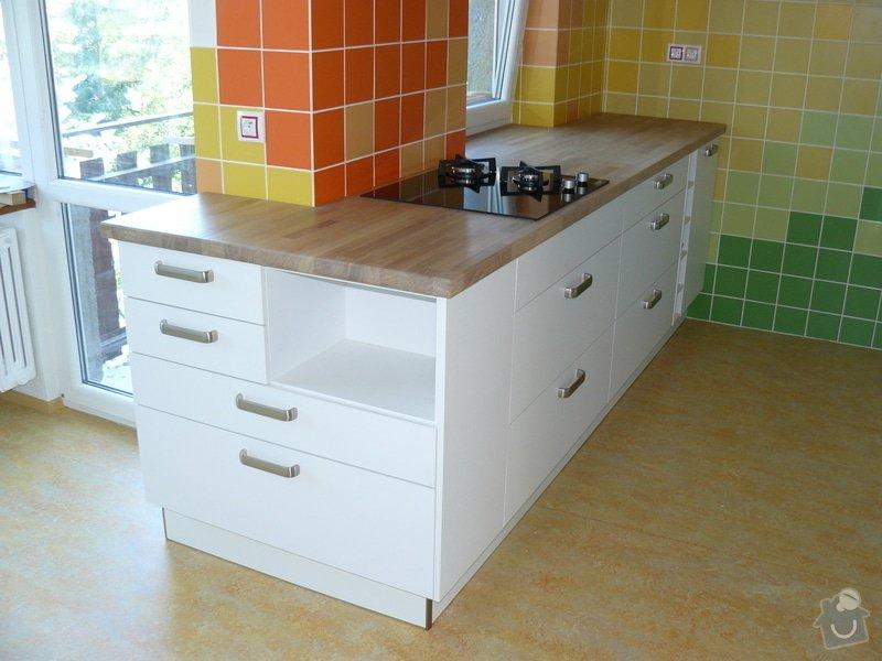 Výroba kuchyňské linky na míru: P1060092