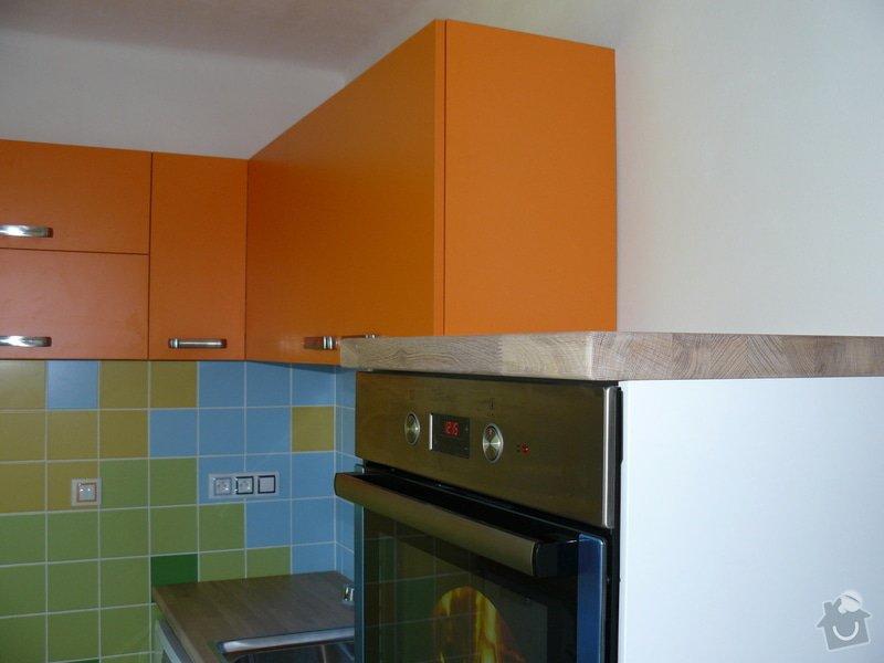 Výroba kuchyňské linky na míru: P1060094
