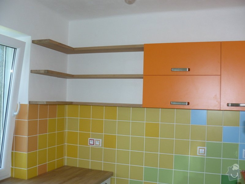 Výroba kuchyňské linky na míru: P1060095