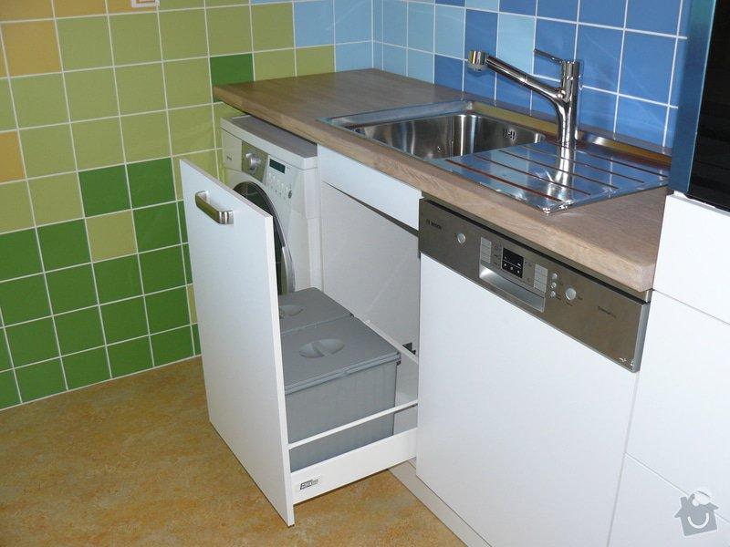 Výroba kuchyňské linky na míru: P1060102