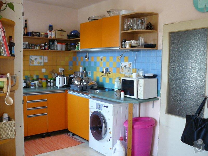 Výroba kuchyňské linky na míru: P1050814