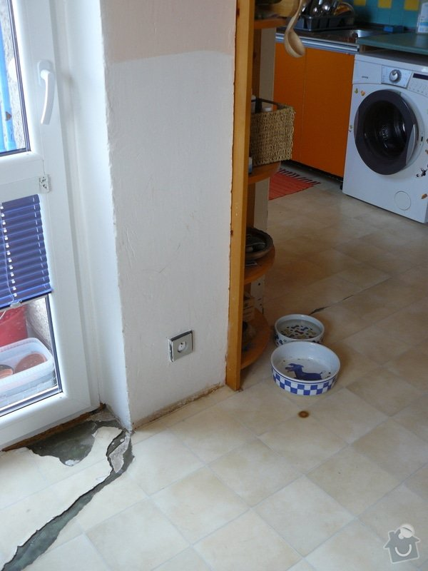 Výroba kuchyňské linky na míru: P1050815