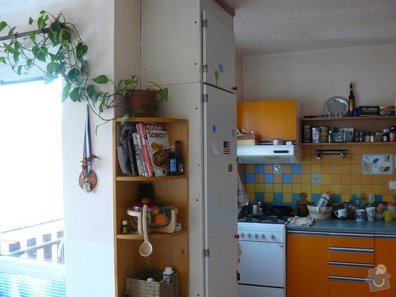 Výroba kuchyňské linky na míru: P1050816