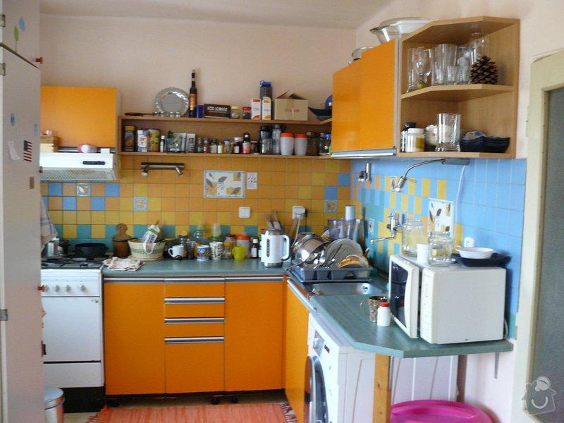 Výroba kuchyňské linky na míru: P1050817