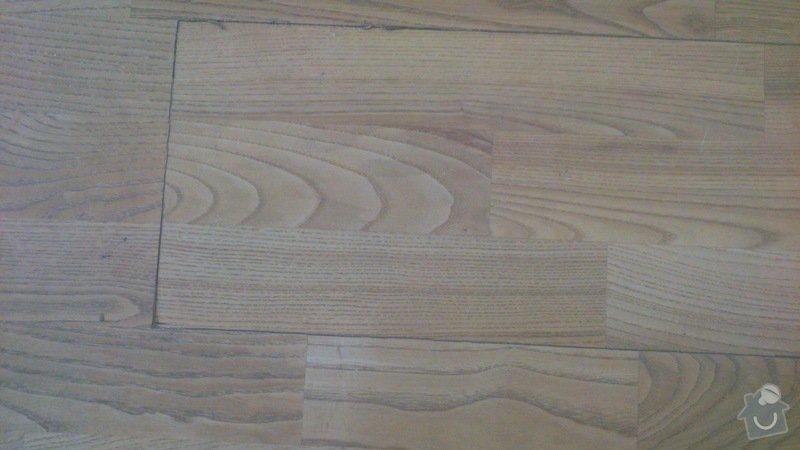 Přebroušení dřevěné podlahy, cca 30m2: DSC_0230