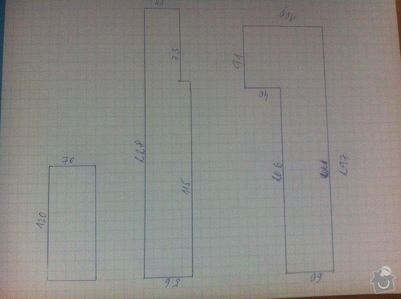 Kuchyňské desky - bílý akryl: IMG_2755