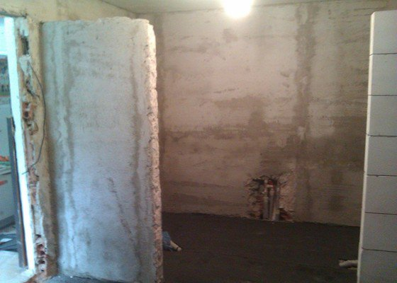 Rekonstrukce sprch