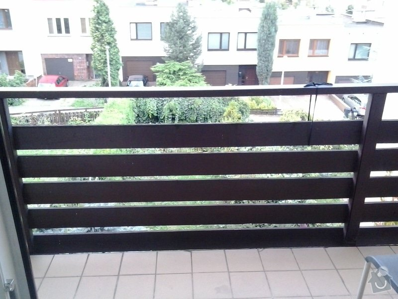 Nové zábradlí na balkone : 2013-08-20_18.44.35
