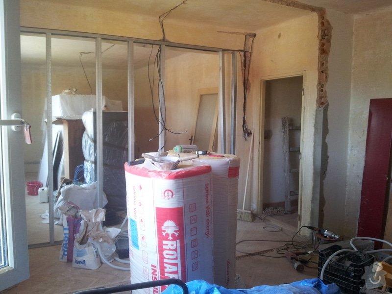 Rekonstrukce bytu: Rozpracovanost3