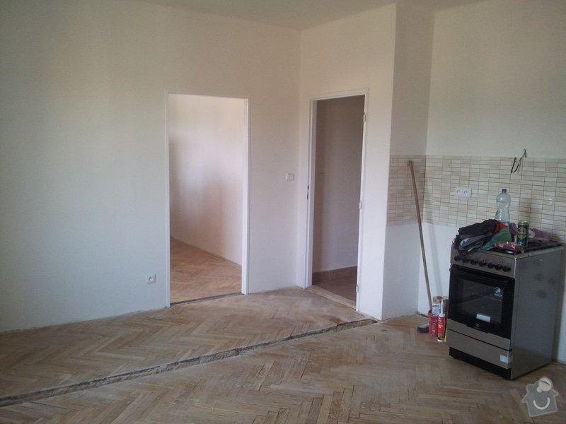 Rekonstrukce bytu: Kuchyn_nova2