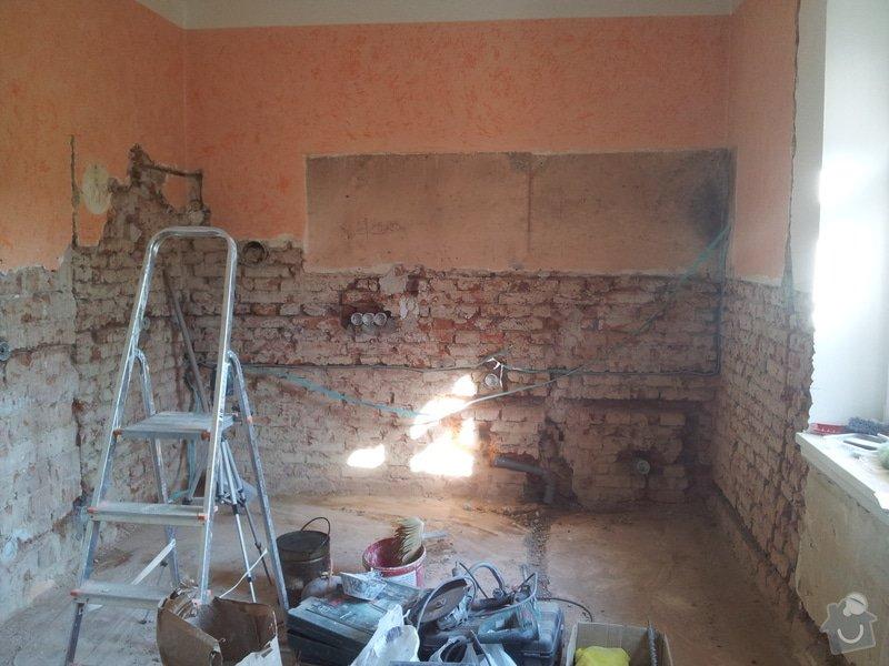 Rekonstrukce RD: rozpracovanost_kuchyne5