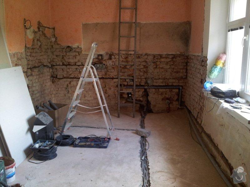 Rekonstrukce RD: rozpracovanost_kuchyne1