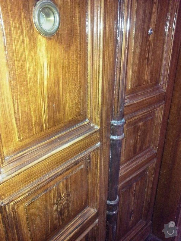 Renovace lakovaných dveří: 20130827_095609