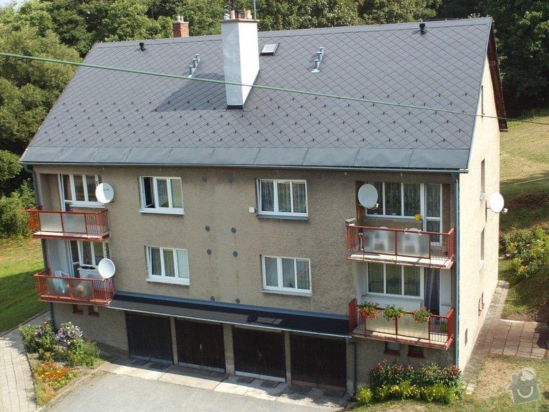 Zastřešení a zasklení terasy /balkonu/: FILE0042