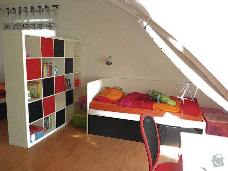 Návrh interiéru dětského pokoje v Plzni: 3