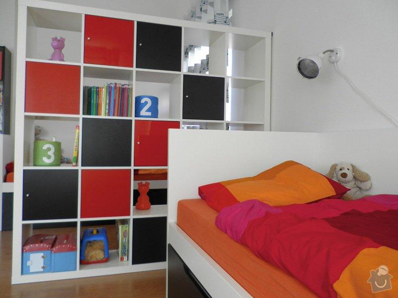 Návrh interiéru dětského pokoje v Plzni: 4