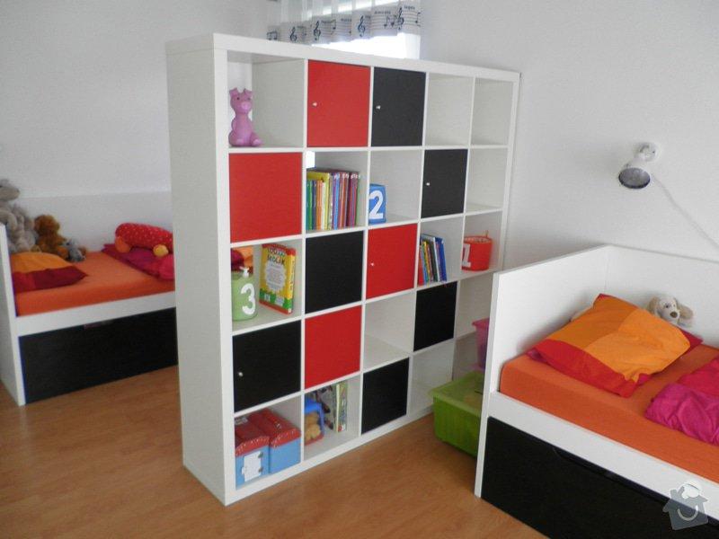 Návrh interiéru dětského pokoje v Plzni: 5