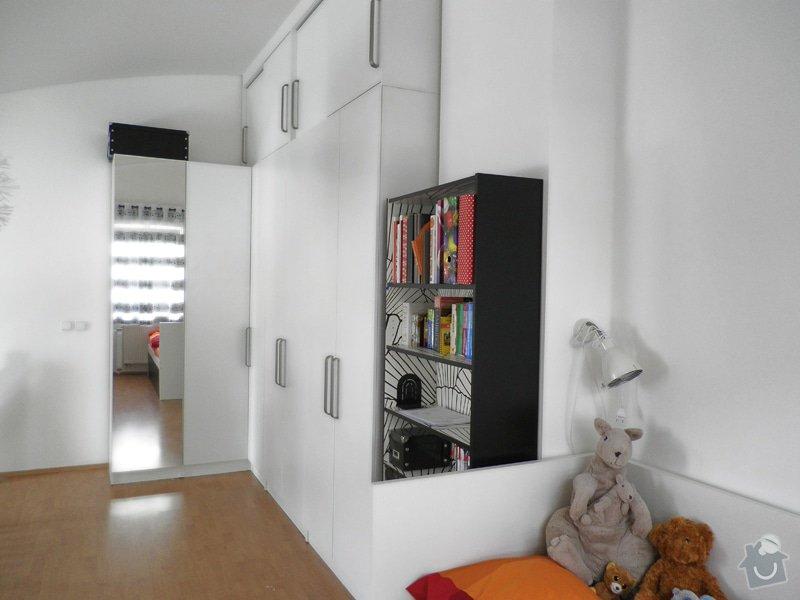 Návrh interiéru dětského pokoje v Plzni: 12