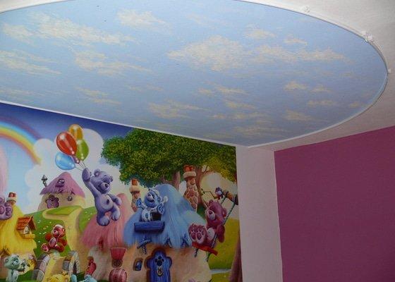 Dekorace dětského pokoje - inspirace