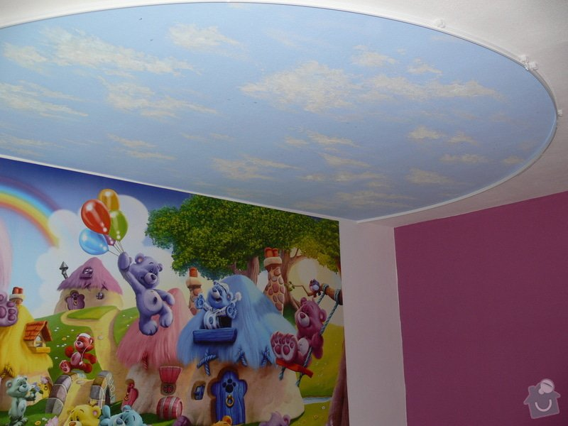Dekorace dětského pokoje - inspirace: P1220757