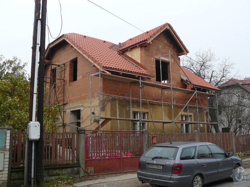 Rekonstrukce střechy: Pohled_novy
