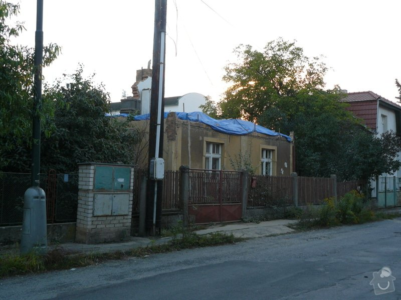 Rekonstrukce střechy: Bourani_6