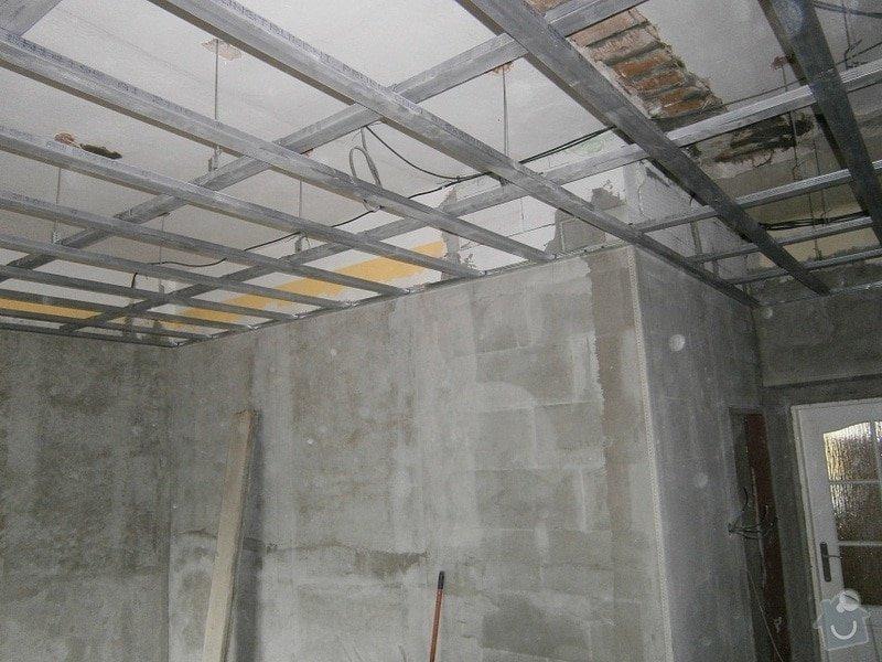 Částečná rekonstrukce rodinného domu: 3