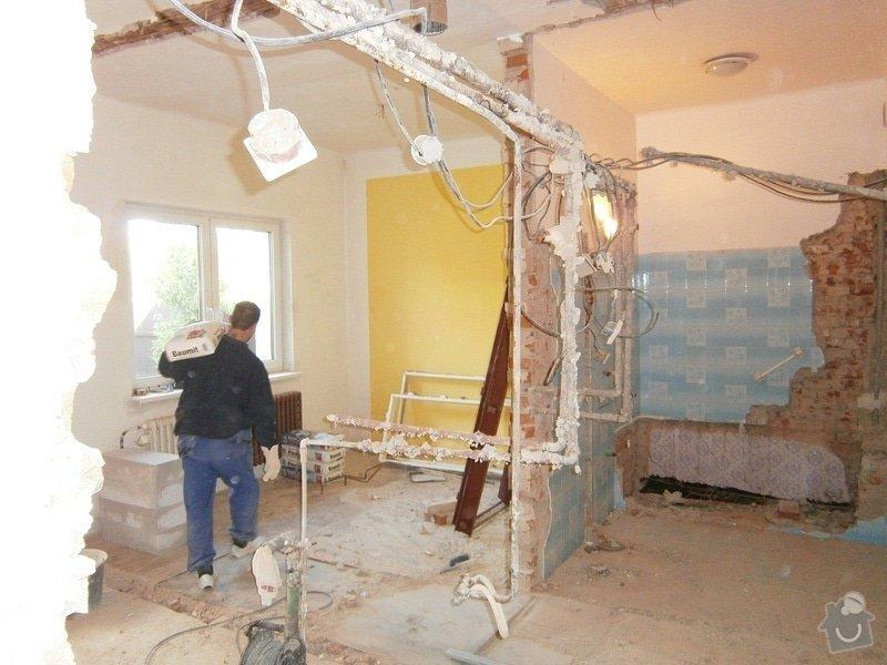 Částečná rekonstrukce rodinného domu: 4_1