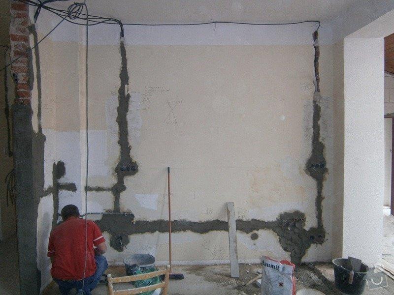 Částečná rekonstrukce rodinného domu: 8