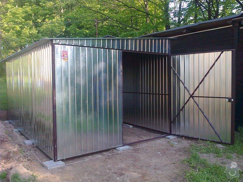 Plechová garáž: Zdjecie0339