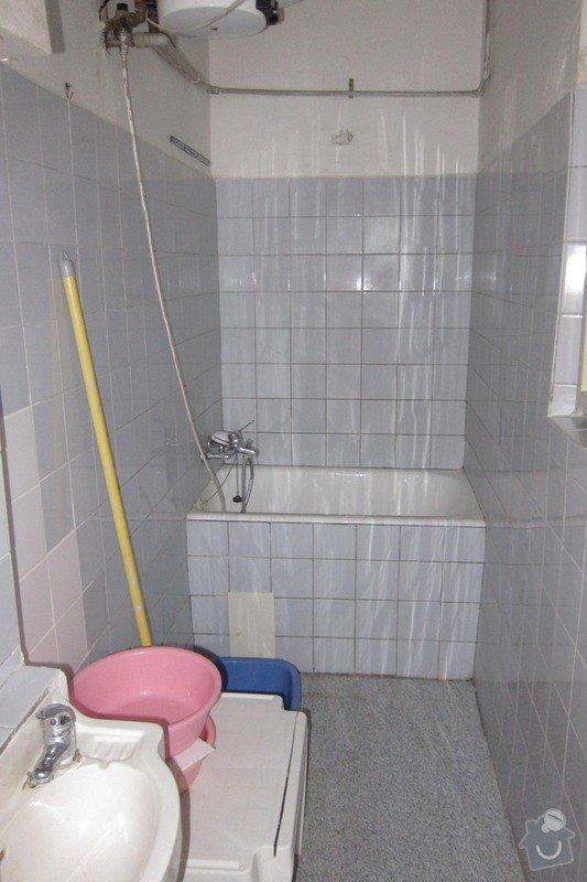 Rekonstrukce garsonky vc. koupelny a elektro: IMG_7502