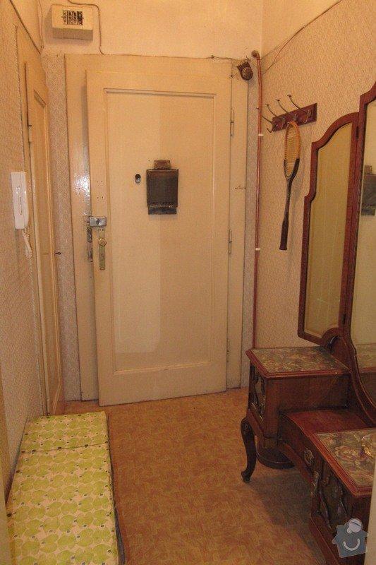 Rekonstrukce garsonky vc. koupelny a elektro: IMG_7503