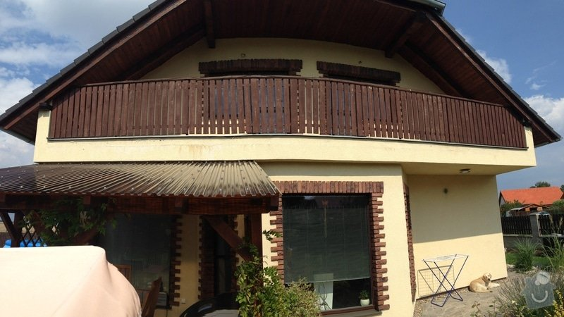 Rekonstrukce balkonu u RD: IMG_2015