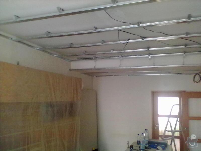Rekonstrukce Koupelny,Wc ,a snížení stropu v pokoji: 170820131666