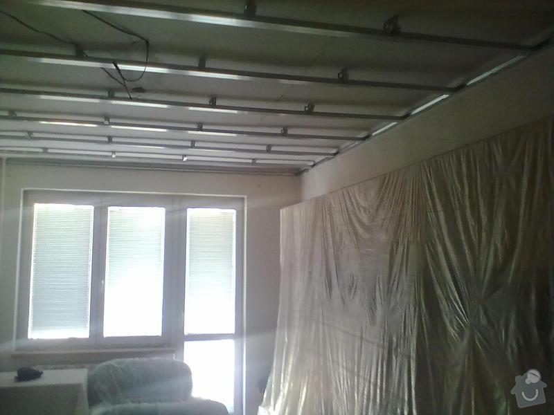 Rekonstrukce Koupelny,Wc ,a snížení stropu v pokoji: 170820131663